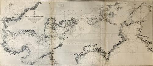 瀬戸内、あるいは内海図:日本政府による海図、ならびにシルビア号を ...